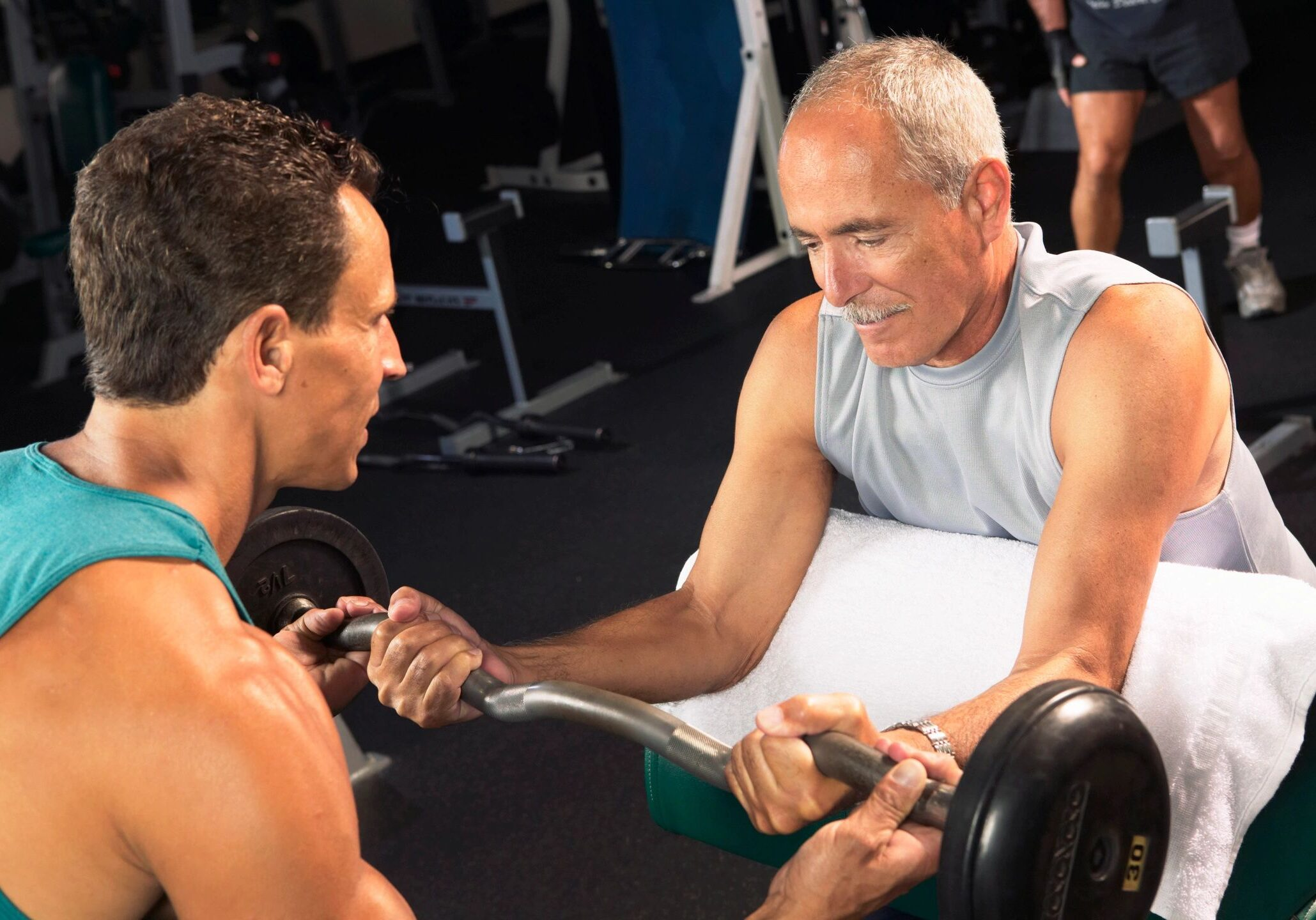 Studies Show Strength Training in later years supports healthy brain volume and cognitive function